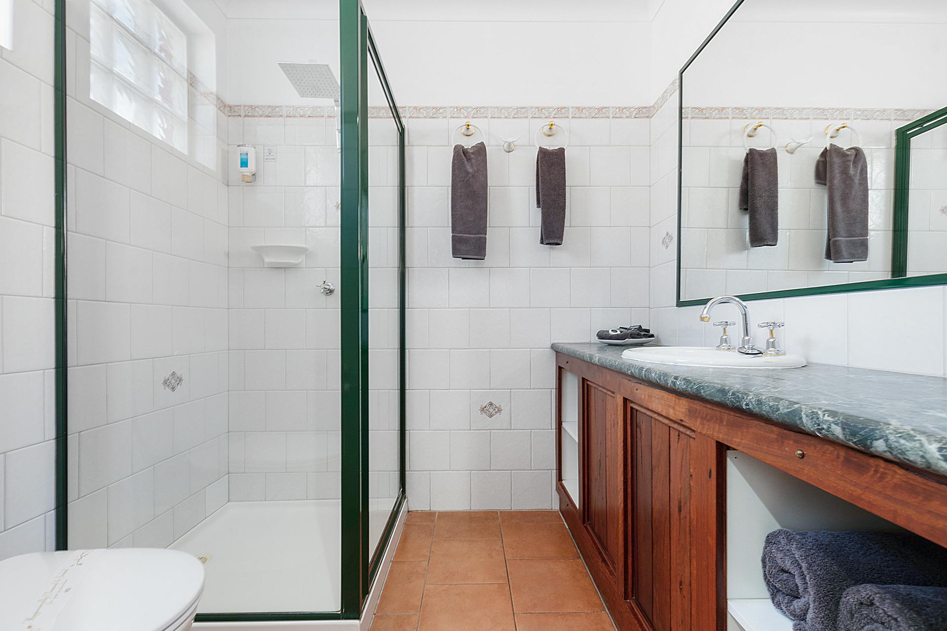 Twin Suite Bathroom